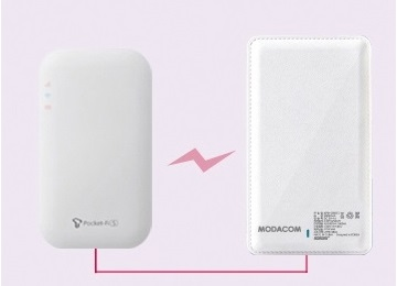 Pocket WiFi Egg Router rental with 4G LTE Unlimited Data in Korea