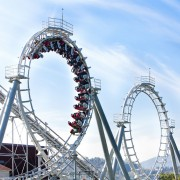 Everland-rollercoaster