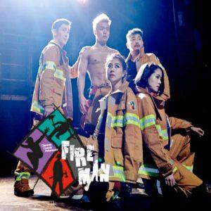 Fireman-show-pose