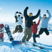 snowboard-fun-korea-winter-ski-resort