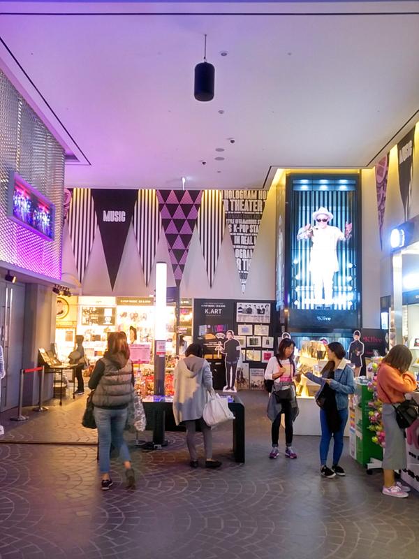 K-pop souvenirs