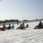 seoul_land_larva_snow_sled_hills_side_view_fun