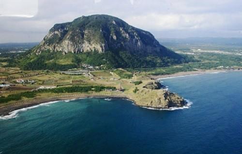 jeju island sanbangsan