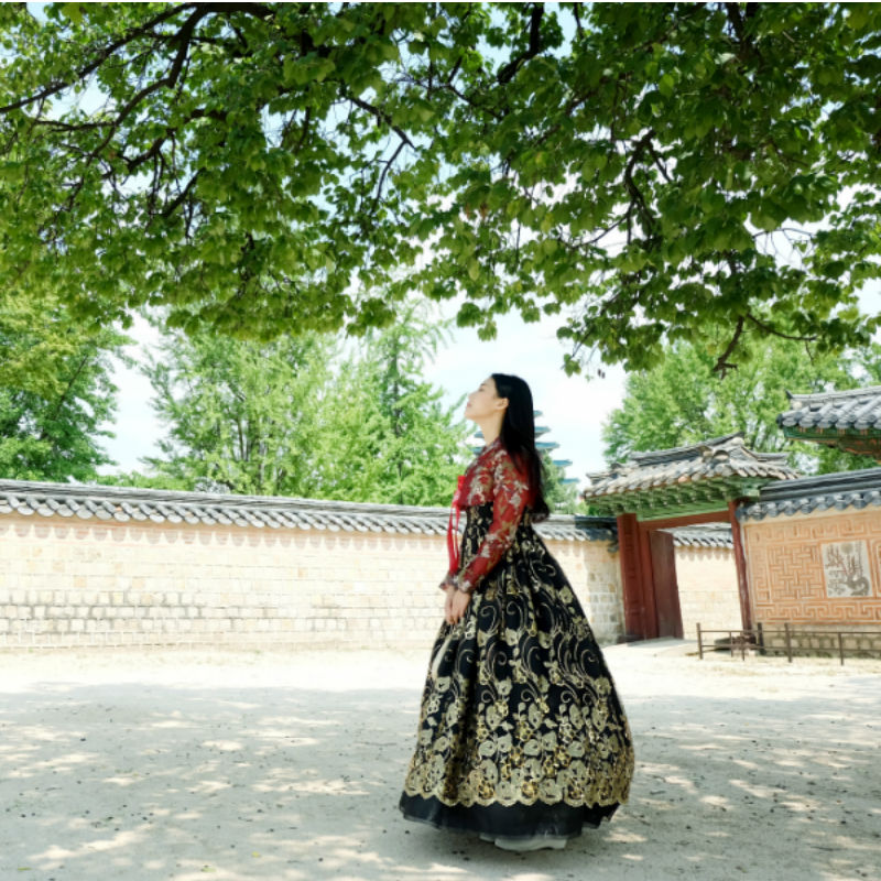 Korean Hanbok Oneday Rental Experience in Seoul | KoreaTravelEasy
