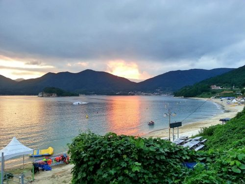 Geoje Islands-Sunset
