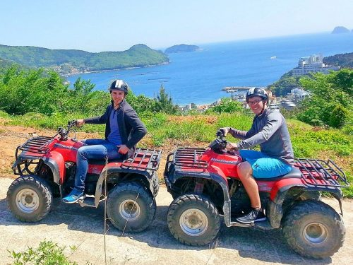 Geoje Islands-ATV