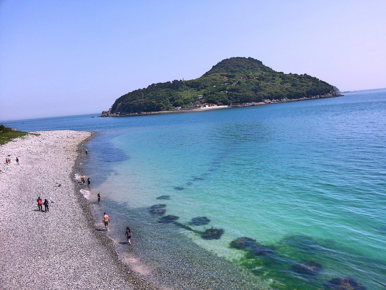 Geoje Islands-coast