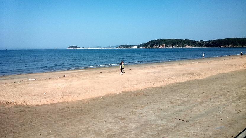Taean-beach