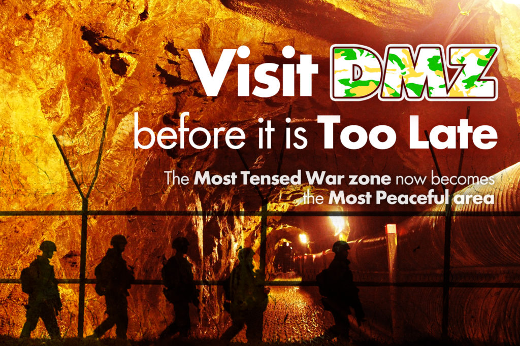 UP TO 18%, Korea DMZ Tour Package – From Seoul (Tue-Sun) | KoreaTravelEasy