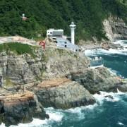 Busan-taejongdae-lighthouse-cliff