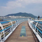 Busan Songdo Beach Songdo Skywalk