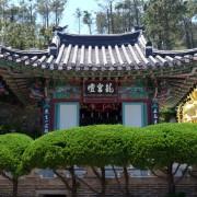 Busan Haedongyonggungsa Temple Building Inside