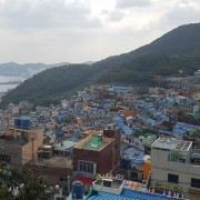 Busan-Gamcheon-culture-village-view