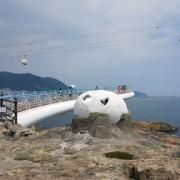 Busan-songdo-beach-songdo-skywalk-far-view