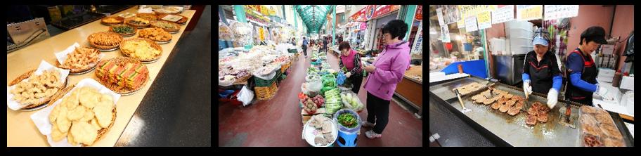 Gangneung-jungang-market