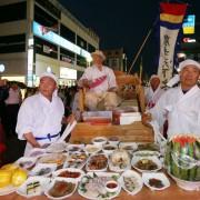 Korea-Gangneung-danoje-food-parade