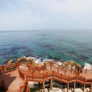 Gangneung-adeulbawi-rock-park-observatory