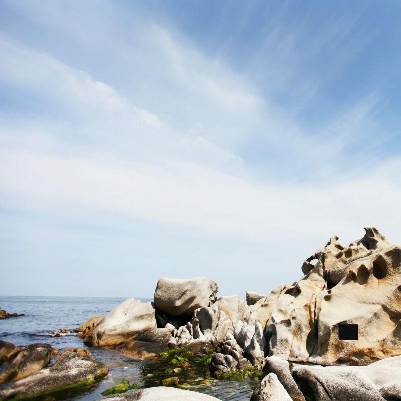 Gangneung-adeulbawi-rock-park-rock-ocean