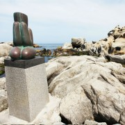 Gangneung-adeulbawi-rock-park-rock-statue