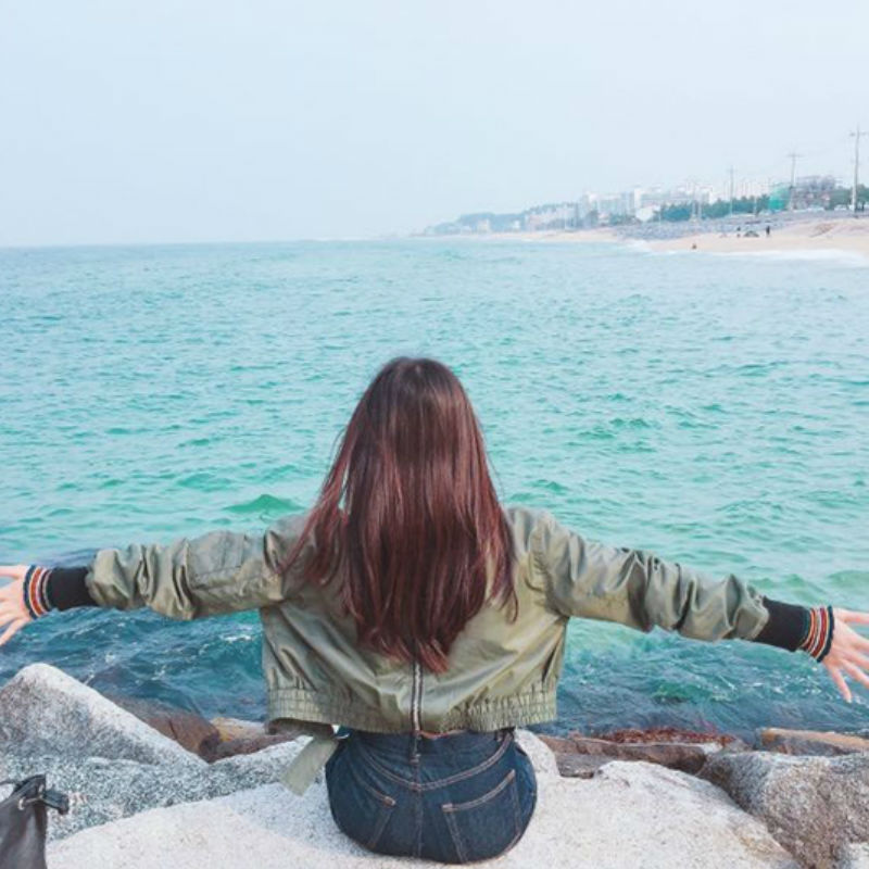 Gangneung-Goblin-fimling-jumunjin-youngjin-beach-ocean-view