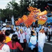 Korea-Gangneung-danoje-parade-dragon-dance