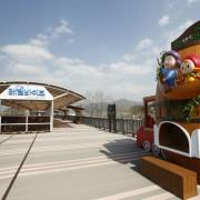Busan-Gimhae-nakdonggang-River-rail-bike-station