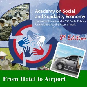 ILO Academy- From Seoul hotel to Incheon Airport sending Van Transfer
