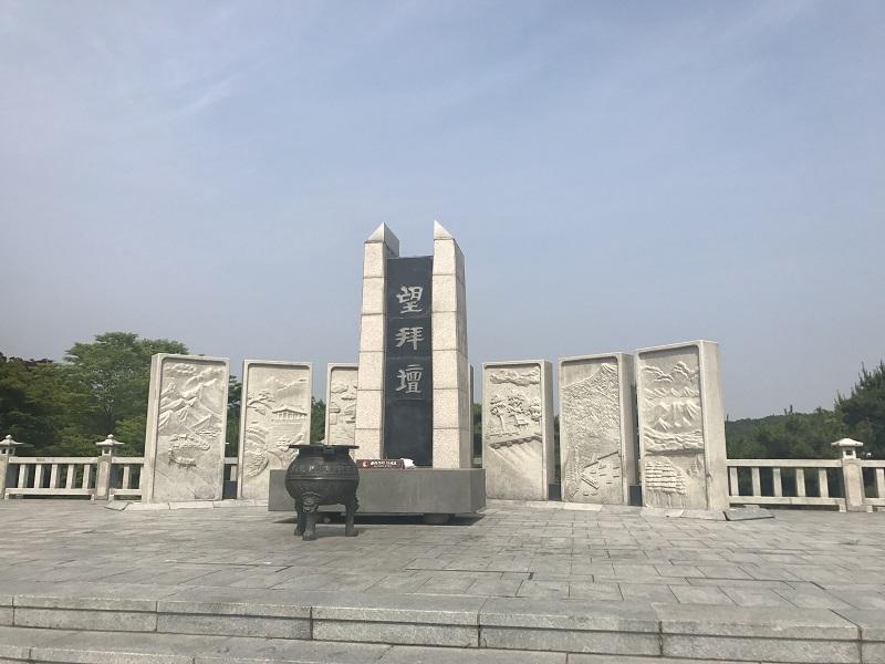 DMZ-Imjingak-park- monument