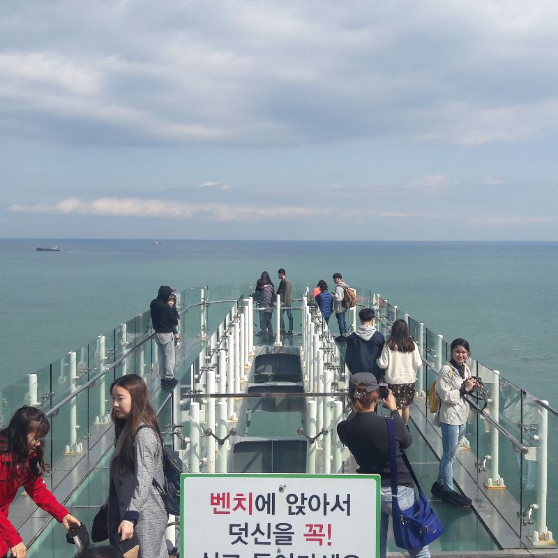 Oryukdo Busan Skywalk