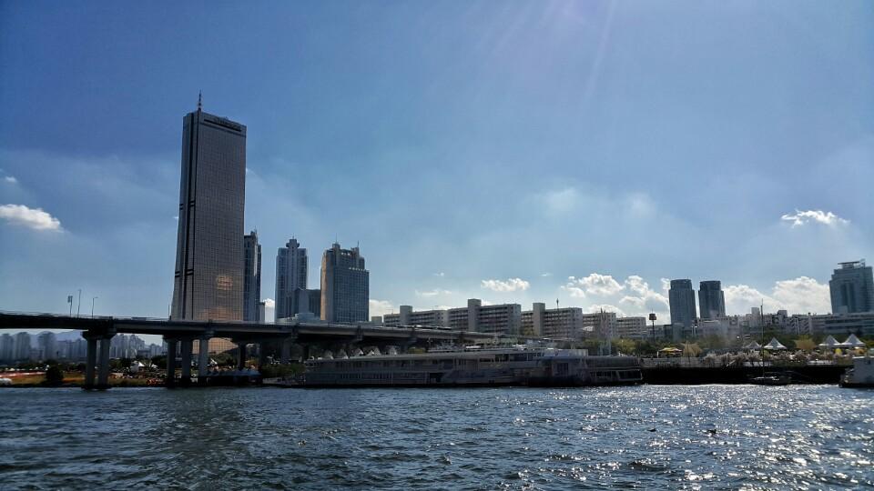 Hanriver ferry cruise, story cruise, eland cruise