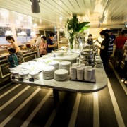 Hangang_River Buffet_Cruise