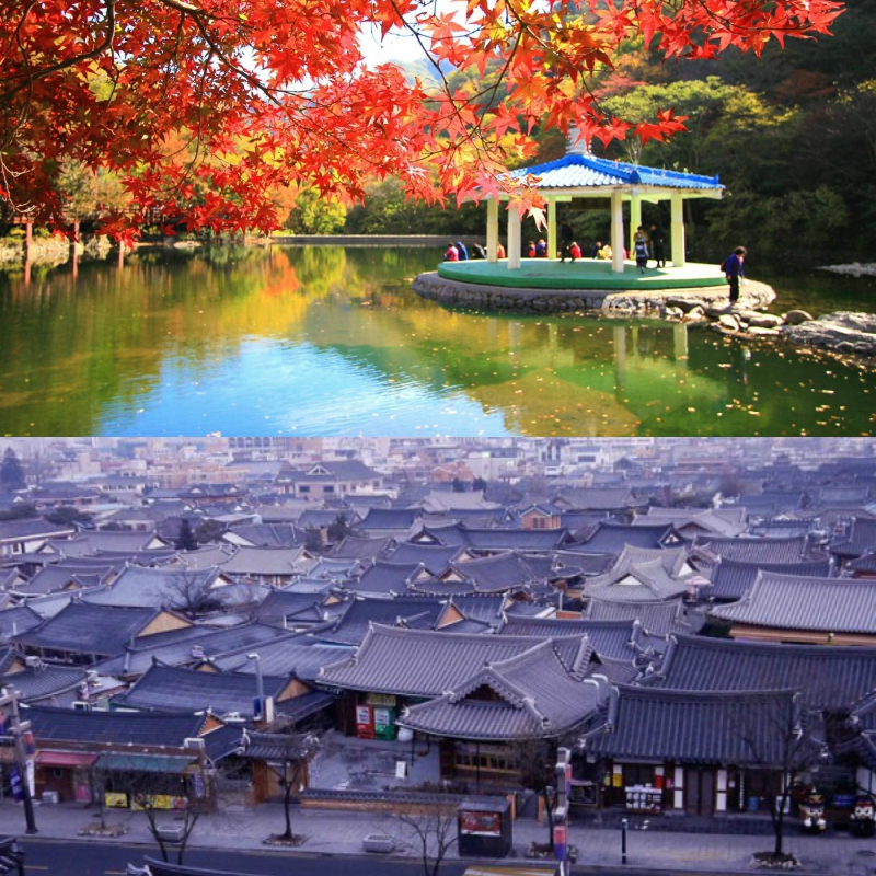 UP TO 25%, Mt. Naejang + Jeonju Maple 1-Day Autumn Tour (Oct 27~Nov 17) | KoreaTravelEasy