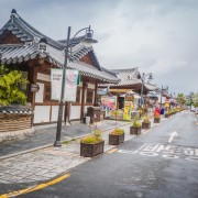 Jeonju Hanok Village Street