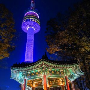 Seoul N Tower Main