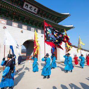 Gyeongbokgung Royal Guards Parade