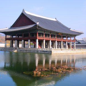 Gyeongbokgung Palace Pond