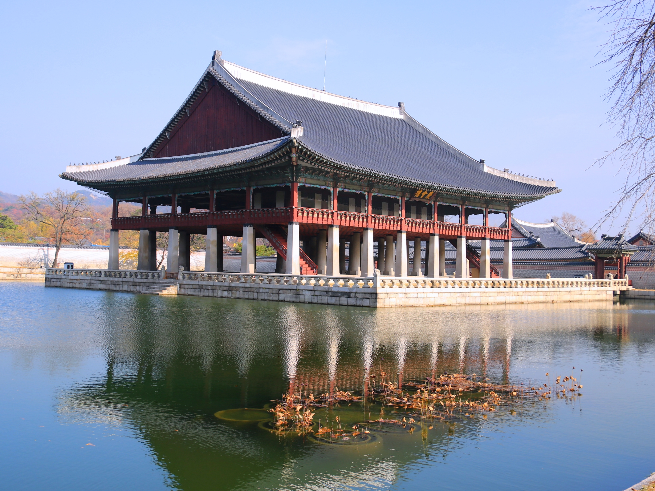 Why Seouls Royal Palace Gyeongbokgung Is a Must See