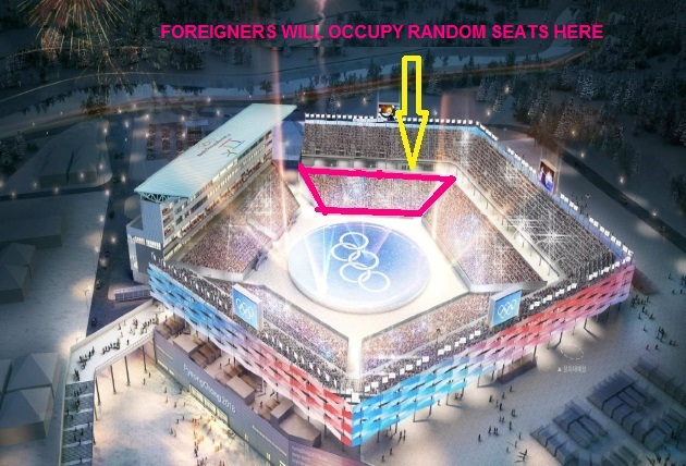 This area is can take up to 1,000 people seated randomly. 2Days 1Night Participants can get Priority Seats here.