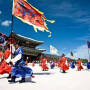 Gyeongbokgung Royal guards