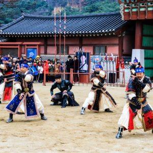 Suwon Hwasung Haenggung Palace