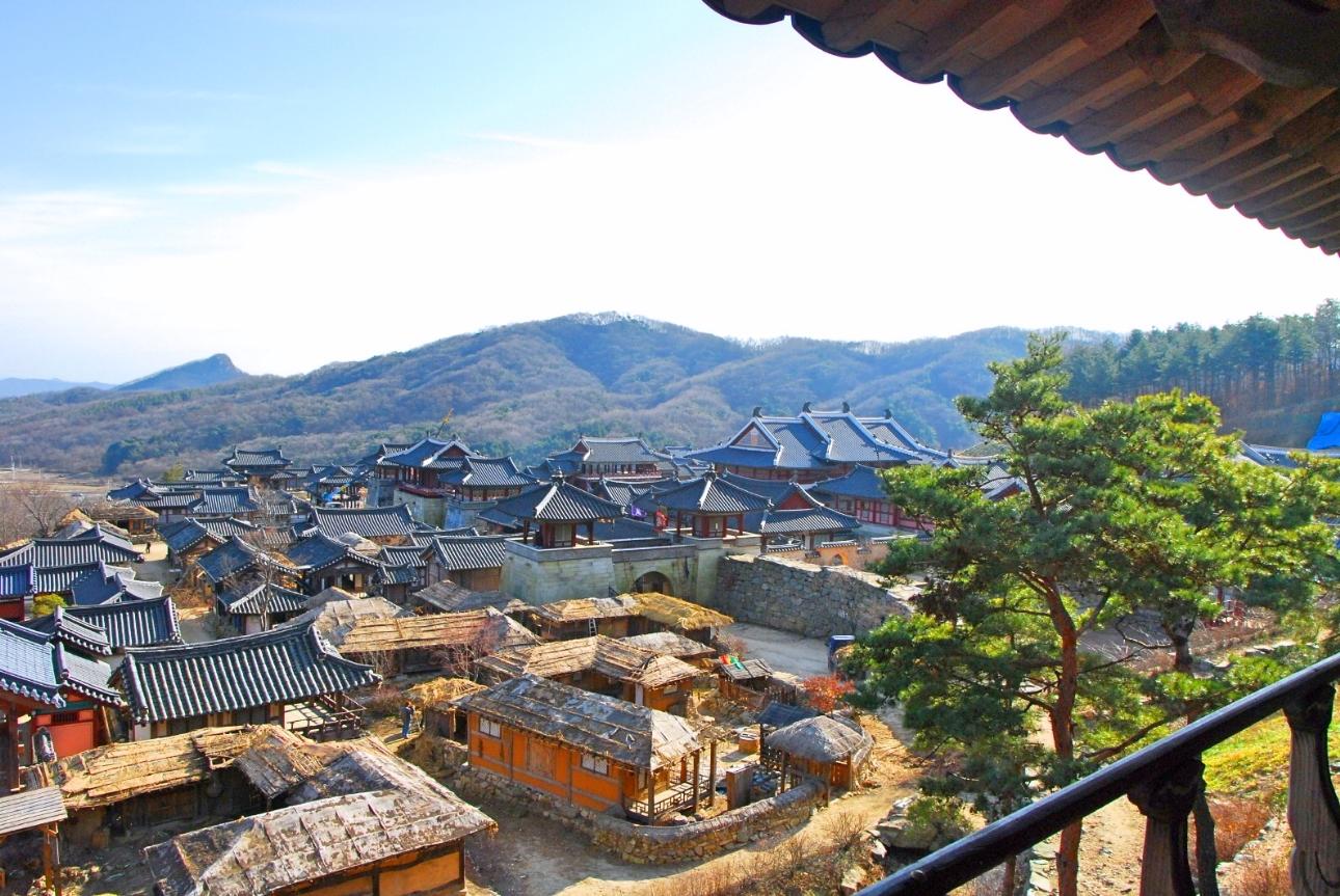 Daejangeum-Park-Aerial view
