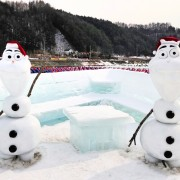 Hwacheon Sancheonero_Ice_festival