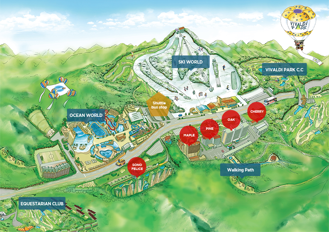 Vivaldi Ski World Park