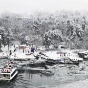 Nami Island Winter_