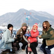 Hwacheon Sancheoneo Ice festival_
