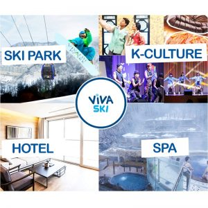 Vivaldi Park 3D2N Overnight VIVA Winter SKI, K-Food and K-Culture Package Tour ad