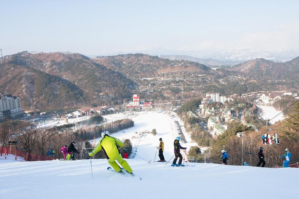 up to 21 winter hot deal yongpyong resort korean drama. Black Bedroom Furniture Sets. Home Design Ideas