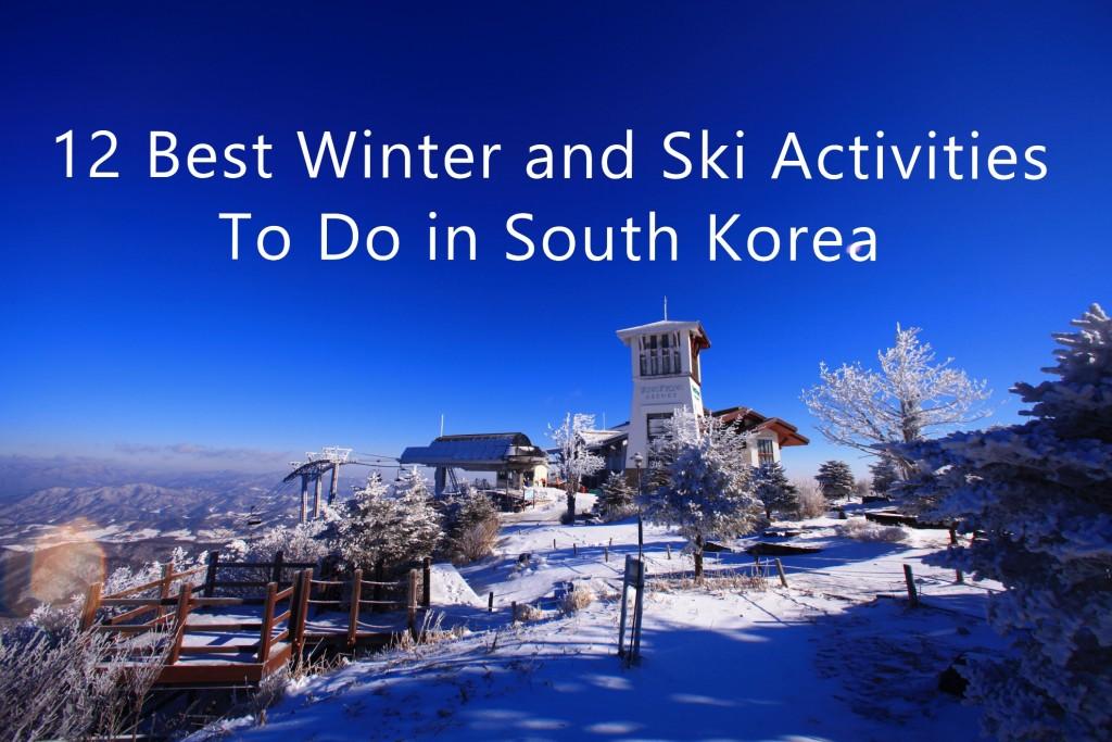 Busan Ski Tour