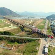 Gimhae_Nakdonggang River Railbike