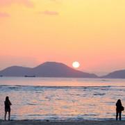 Dadaepo Beach Sunset_